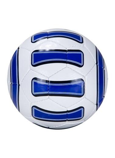 Selex Selex Poliüretan Deri Salon Kullanımına Uygun 4 Nolu Futbol Topu Mavi